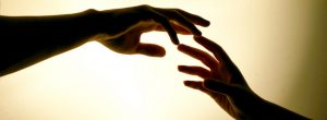 Αγγίζω, σημαίνει υπάρχω!