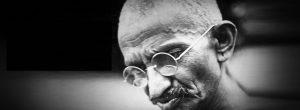 Gandhi: Κανείς δεν μπορεί να σε πειράξει χωρίς την άδειά σου!