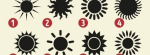 Ο Ήλιος που θα επιλέξετε θα σας δείξει τα κρυμμένα χαρακτηριστικά της προσωπικότητάς σας