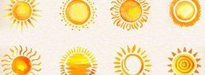 Διαλέξτε έναν ήλιο ως έμβλημα και ανακαλύψτε την αληθινή σας φύση και τις βαθύτερες φιλοδοξίες σας