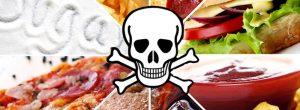Τα 10 πιο ανθυγιεινά φαγητά που προκαλούν καρκίνο. Να τα αποφεύγετε με κάθε τρόπο.