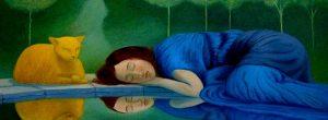 Η κατάθλιψη είναι η προσπάθεια της ψυχής να μας μιλἠσει δυνατά.