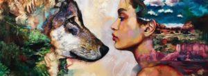 19χρονη Ελληνίδα ζωγραφίζει τους πιο εντυπωσιακούς πίνακες που έχετε δει