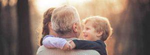 Η μεγάλη τύχη για ένα παιδί να έχει τους παππούδες και τις γιαγιάδες στη ζωή του