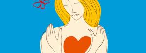 Αυτο-συμπόνια: καλλιεργώντας αποδοχή κι αγάπη απέναντι στον εαυτό μας