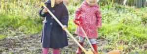 Το πρώτο νηπιαγωγείο – φάρμα όπου τα παιδιά μαθαίνουν μέσω της επαφής με τη φύση είναι γεγονός
