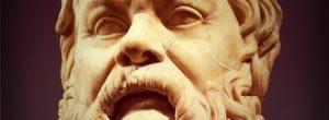 Σωκράτης: Τα άδεια σακιά τα φουσκώνει ο αέρας και τους ανόητους η έπαρση