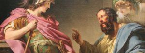Το μυστικό του Σωκράτη για να μην σε αγγίζουν οι κακίες και οι προσβολές των άλλων
