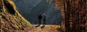Το περπάτημα βοηθά στη διατήρηση της ψυχικής υγείας