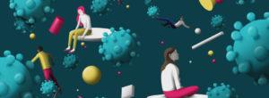 12 πιθανά μαθήματα από τον ιό.
