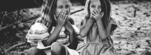 Όποιος έχει δει ένα παιδί να ξεκαρδίζεται στα γέλια, έχει δει τα πάντα στη ζωή
