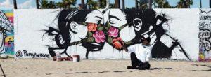 15 εντυπωσιακά γκράφιτι για τον κορωνοϊό σε όλο τον κόσμο