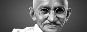 10 Μαθήματα Ζωής από τον Μαχάτμα Γκάντι