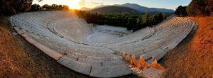 Οι «Πέρσες» θα μεταδοθούν σε παγκόσμια ζωντανή μετάδοση από την Επίδαυρο