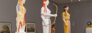 Ετσι έμοιαζαν τα αρχαία αγάλματα -Ηταν πολύχρωμα, με έντονα χρώματα και εντυπωσιακές λεπτομέρειες