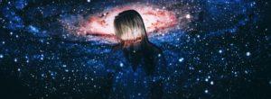Είσαι το σύμπαν όλο σε ανθρώπινη μορφή..