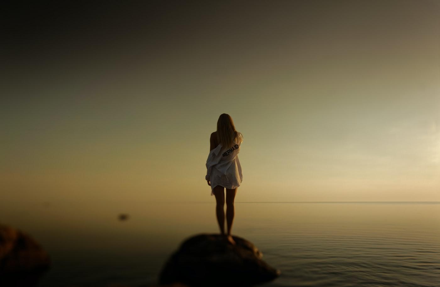 Ποτέ δεν θα είσαι αρκετός για κάποιον που δεν έχει μάθει να αγαπάει